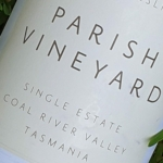 Seriously cool – Parish Vineyard Coal River Valley Riesling 2017