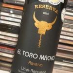 El Toro Macho Reserva 2014