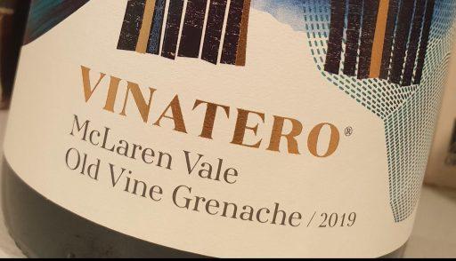 Vinatero Old Vine Grenache 2019