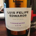 Luis Felipe Edwards Classic Carmenere 2019