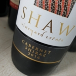 Shaw Wines Estate Cabernet Shiraz 2018