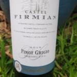 Castel Firmian Pinot Grigio 2018