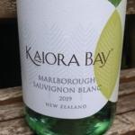 Kaiora Bay Marlborough Sauvignon Blanc 2019