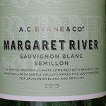 A.C. Byrne & Co Margaret River Sauvignon Blanc Semillon 2019