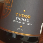 Tudor Central Victorian Shiraz 2017