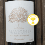 Mayford Ovens Crossing Tempranillo Cabernet 2017