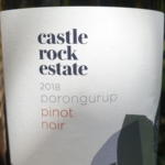 Castle Rock Estate Pinot Noir 2018
