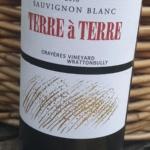 Terre à Terre Wines Sauvignon Blanc 2018
