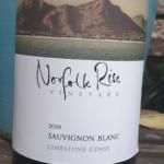 Norfolk Rise Sauvignon Blanc 2019