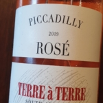 Terre à Terre Wines Piccadilly Rosé 2019