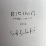 Rising Small Batch Red 2018