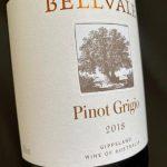 Bellvale Pinot Grigio 2018