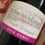 Eldridge Estate Single Vineyard Gamay 2018