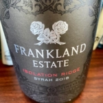 Frankland Estate Isolation Ridge Vineyard Syrah 2018