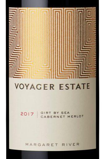 Voyager Estate Girt by Sea Cabernet Merlot 2017