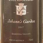 Henschke Johann's Garden 2017