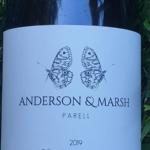 Anderson & Marsh Parell Tempranillo 2019