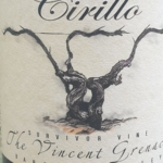 Cirillo Estate The Vincent Grenache 2019