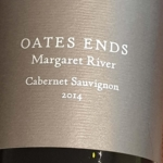Oates Ends Cabernet Sauvignon 2014