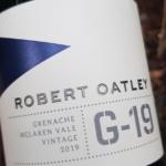 Robert Oatley Signature Series G19 Grenache 2019