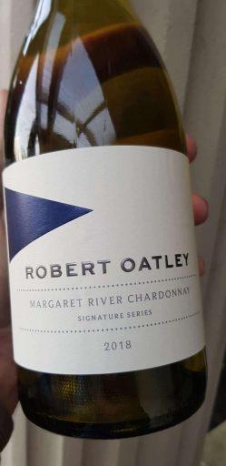 Robert Oatley Signature Series Margaret River Chardonnay 2018