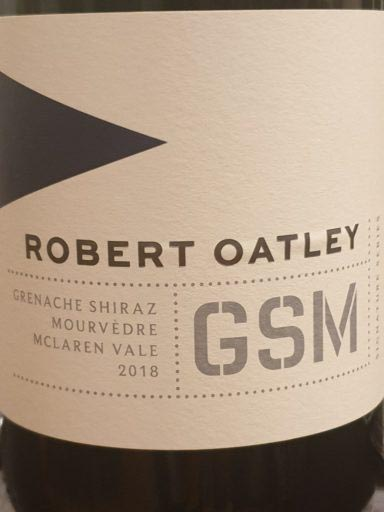 Robert Oatley Signature Series GSM 2019