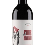 Four in Hand Barossa Shiraz 2017