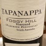 Tapanappa Foggy Hill Pinot Noir 2018