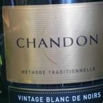 Chandon Vintage Blanc de Noirs 2015
