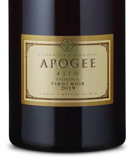 Apogee Alto Pinot Noir 2019