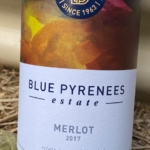 Blue Pyrenees Estate Merlot 2017