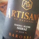 Artisans of Barossa 'Barrel Blend' Shiraz 2018