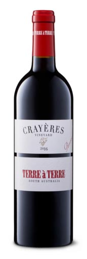 Terre á Terre Crayѐres Vineyard 2016 (Reserve)