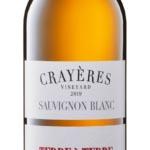 Terre a Terre Crayeres Vineyard Sauvignon Blanc 2019