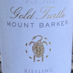MadFish Gold Turtle Mount Barker Riesling 2019