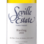 Seville Estate Riesling 2018