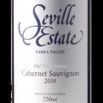 Seville Estate Old Vine Reserve Cabernet Sauvignon 2018
