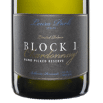 Leura Park Estate Limited Release Block 1 Chardonnay Hand Picked Reserve 2018