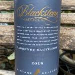 Blackstone Paddock Margaret River Cabernet 2018