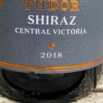 Tudor Victorian Shiraz 2018