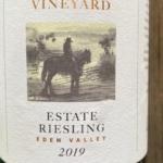 Heggies Vineyard Estate Riesling 2019