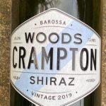 Woods Crampton Barossa Valley Shiraz 2019