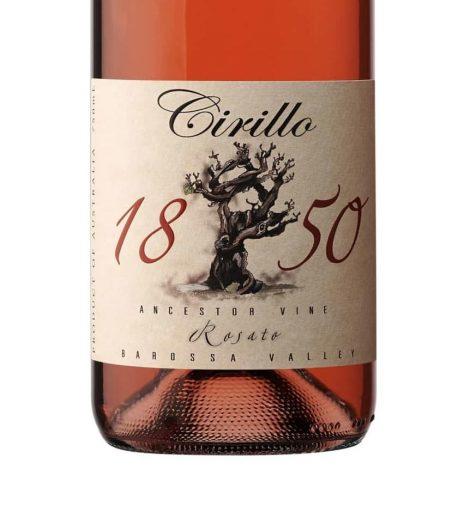 Cirillo Estate 1850 Ancestor Vine Grenache Rosato 2019