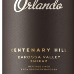 Orlando Centenary Hill Shiraz 2015