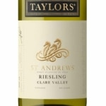 Taylors St Andrews Clare Valley Riesling 2019