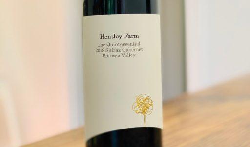 Hentley Farm The Quintessential Shiraz Cabernet 2018