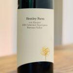Hentley Farm von Kasper Cabernet Sauvignon 2018