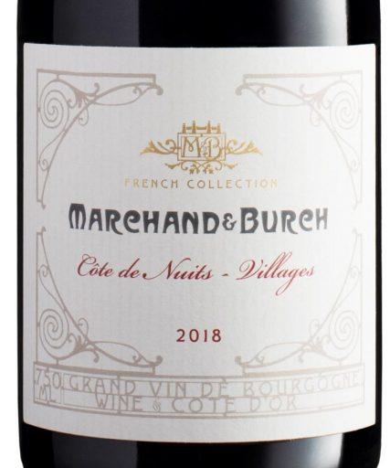 Marchand & Burch Cote de Nuits Villages 2018