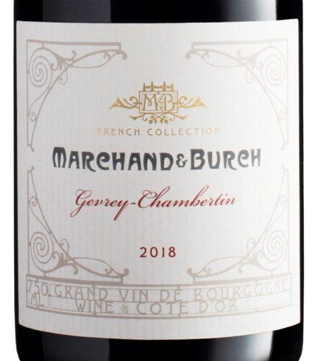 Marchand & Burch Gevrey-Chambertin 2018
