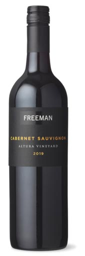 Freeman Vineyards Altura Vineyard Cabernet Sauvignon 2019